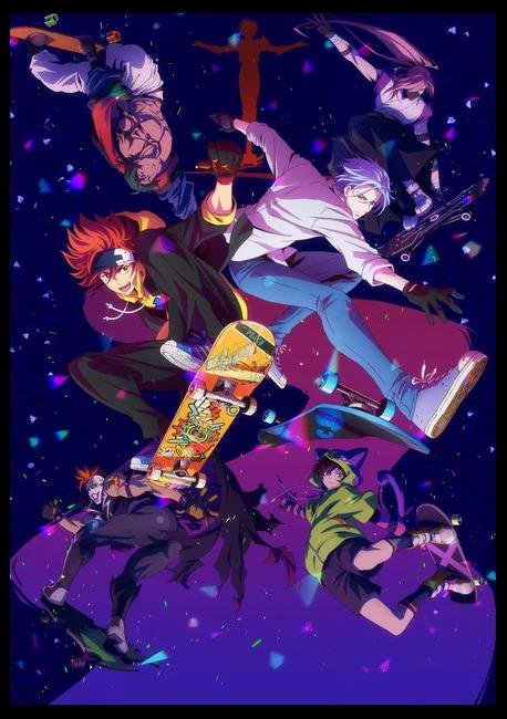 Sk8 The Infinity: Data di uscita e cast dell'anime dello studio di My Hero Academia